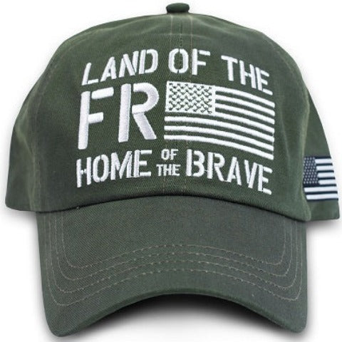 Freedom Flag Hat
