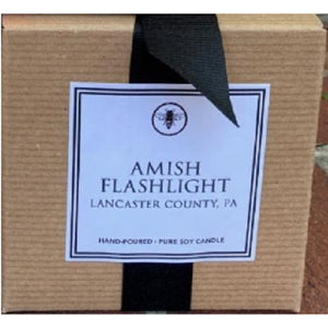 Amish Flashlight