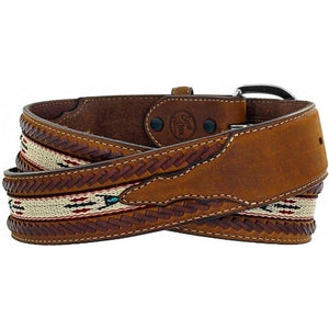 Bark Lace Edge Belt