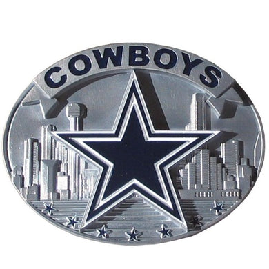 Cowboys Belt Buckle