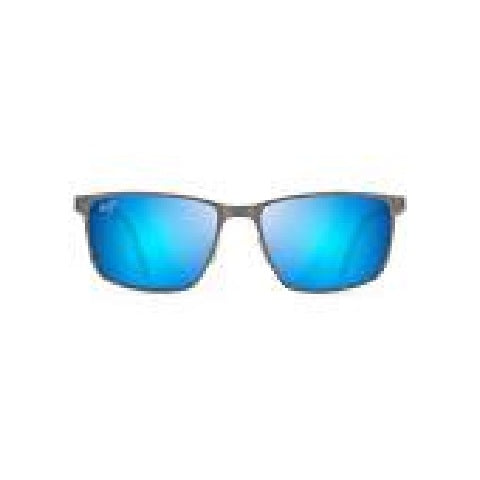 Cut Mountain Polarized Rectangular Sunglasses