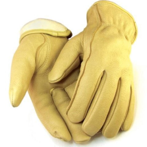 Elkskin Lined Gloves