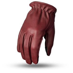 Roper Motorcycle Leather Gloves
