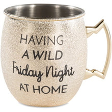 Friday Night Moscow Mule Mug