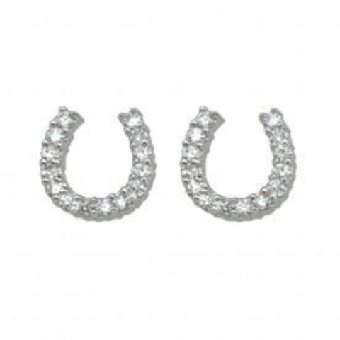 Horseshoe Earring