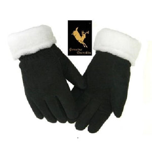 Ladies Split Deer Gloves