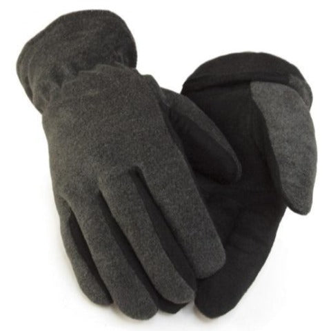 Ladies Split With Fleece Gloves