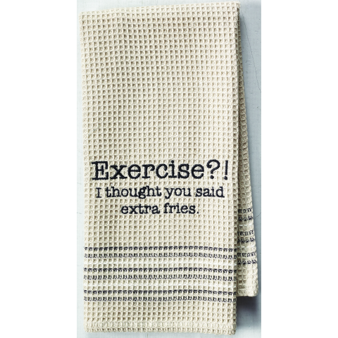 Exercise Towel