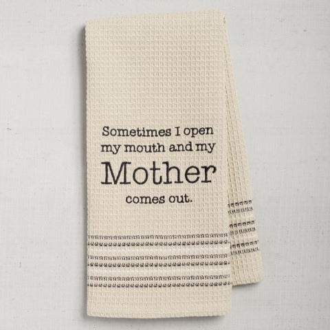 Mother Dishtowels
