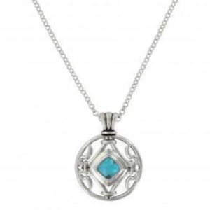 Turquoise Portal Necklace