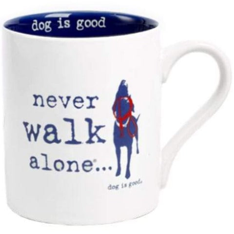 Never Walk Alone Mug
