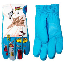 Fighter Jet Adult Gloves