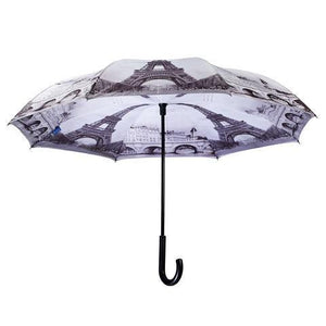 Paris Stick Umbrella