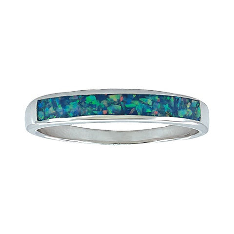 River of Lights Northern Waters Opal Ring