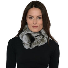 Rex Rabbit Neck Warmer
