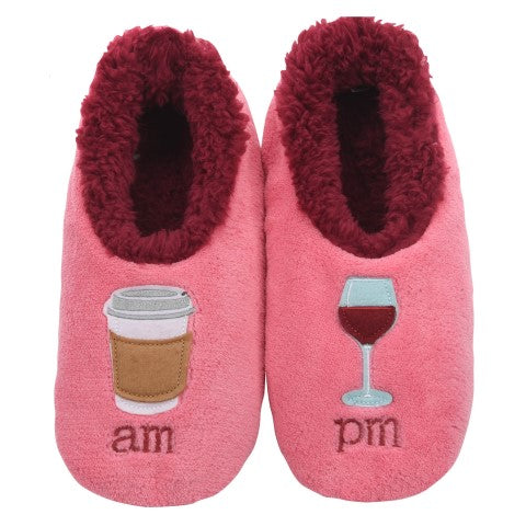 AM/PM Slippers