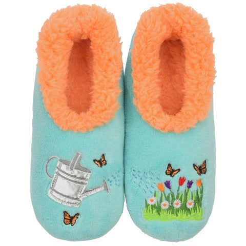 Watering Can Slippers