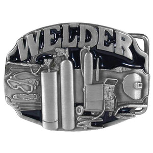 Welder Belt Buckle