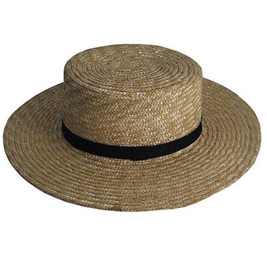 Amish Straw Hat