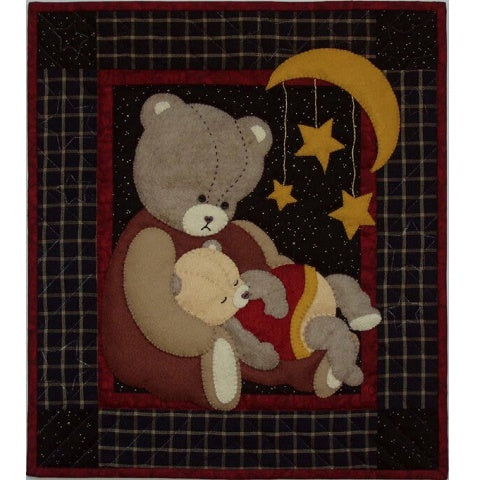 Baby Bear Wall Hanging Kit