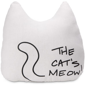 Cat's Meow Pillow