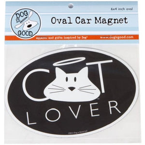 Cat Lover Magnet