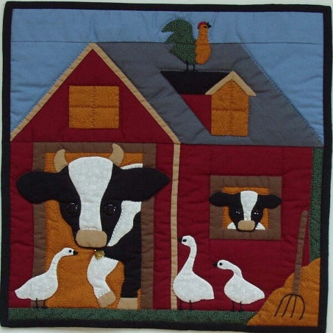 Cows Wall Hanging Kit