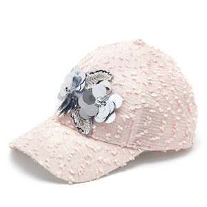 Embellished Coco Baseball Hat