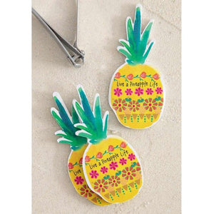 Pineapple Emery Board
