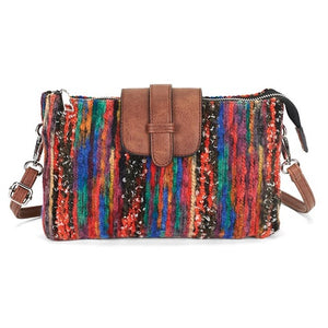 Jillian Crossbody - Fiesta Multi