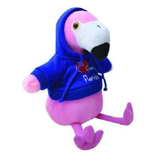 Flamingo with Hoodie