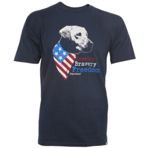 Freedom Dog T-Shirt