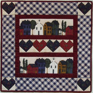 Hearts and Homes Wall Hanging Kit