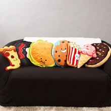 Bacon & Eggs Pillow
