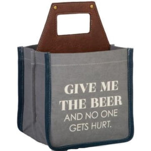 Give Me Beer Beer Caddy