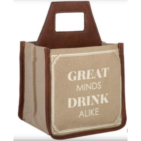 Great Minds Beer Caddy