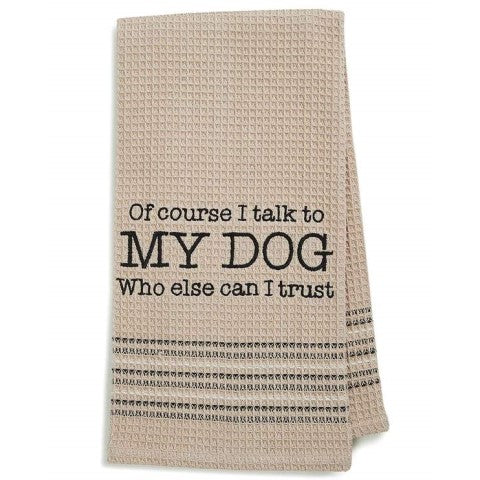 My Dog Towel