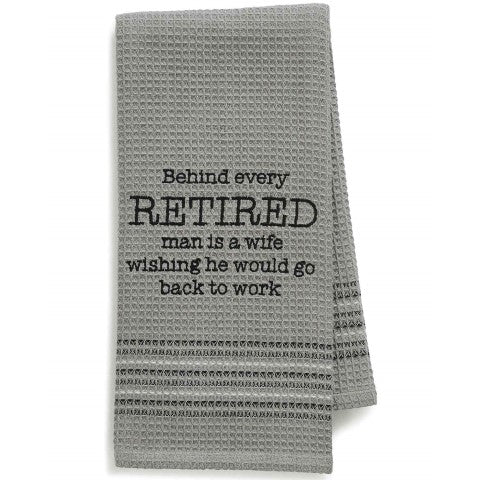 Go to Work Towel