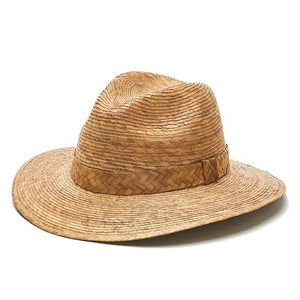 Men's Palm Straw Hat