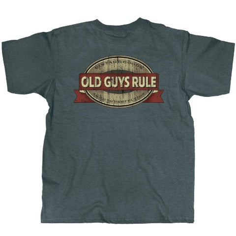 Aged to Perfection Oak Cask Oval T-Shirt