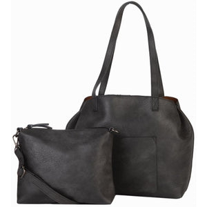 Casey Shoulder Bag 2-Piece Set