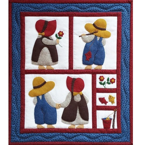 Sue and Sam Wall Hanging Kit
