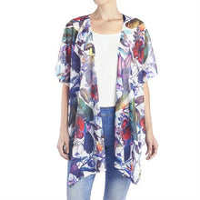 Vacay All Day Printed Cover Up