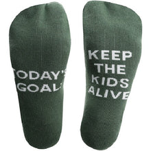 Today's Goal Ladies Socks