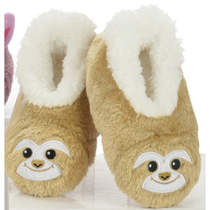 Wild Animals Slippers for Toddlers