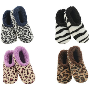 Animal Fur Slippers