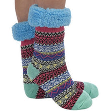 Brights Sherpa Lined Socks
