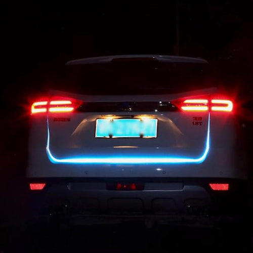 Red / Blue Tail Gate LED Strip