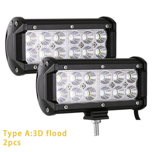 7 inch LED Light Bar