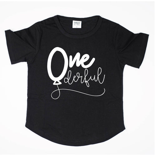 One-derful | Birthday Tee